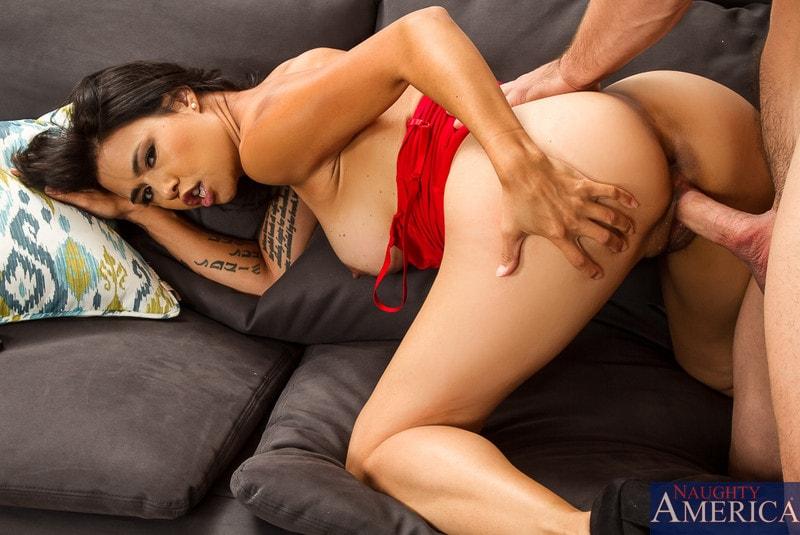 Naughty America 'in My Friend's Hot Girl' starring Dana Vespoli (Photo 13)