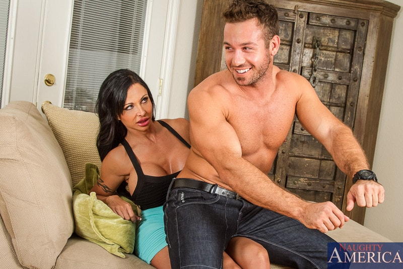 Naughty America 'in My Friends Hot Mom' starring Jewels Jade (Photo 1)