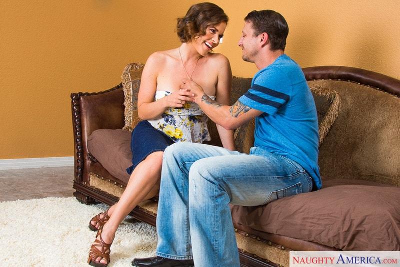 Naughty America 'in Neighbor Affair' starring Krissy Lynn (Photo 1)