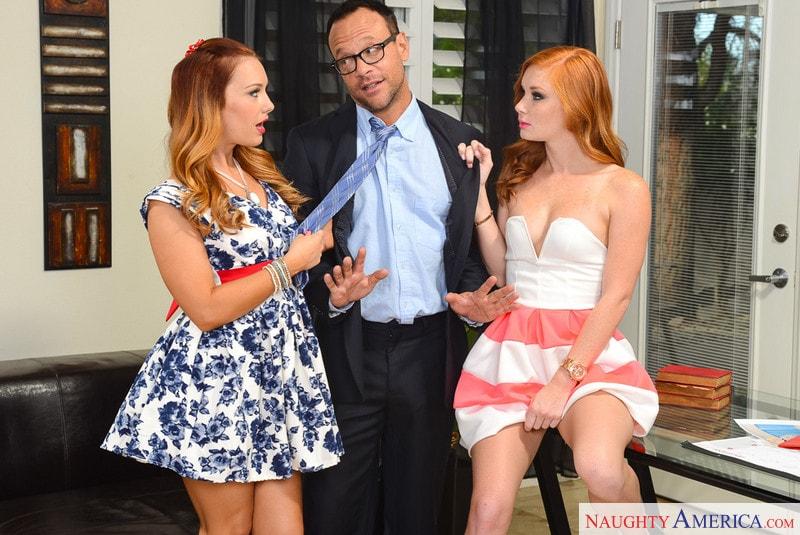 Naughty America 'Naughty Rich Girls' starring Alex Tanner (Photo 2)