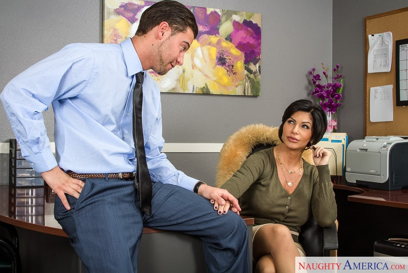 Naughty America 'in Naughty Office' starring Shay Fox (Photo 1)