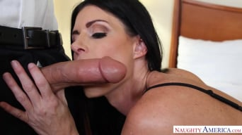 India Summer in 'and Chad White in Seduced by a Cougar'