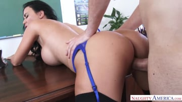 Jasmine Jae and Ryan Ryder in My First Sex Teacher