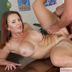 Janet Mason in 'Naughty America' and Van Wylde in My First Sex Teacher (Thumbnail 10)