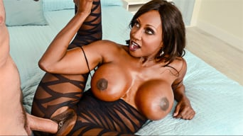 Diamond Jackson in 'and Preston Parker in My Wife's Hot Friend'