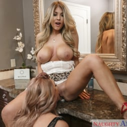 Kayla Kayden in 'Naughty America' and Phoenix Marie and Charles Dera in 2 Chicks Same Time (Thumbnail 1)