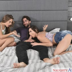 Hope Howell in 'Naughty America' and Kimmy Granger and Logan Pierce in 2 Chicks Same Time (Thumbnail 2)