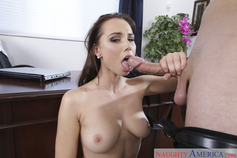Naughty Babes Share Cock Cum