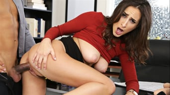 Ashley Adams in 'and D. Ferrari in Naughty Office'