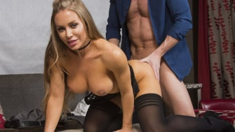 Nicole Aniston in 'in Tonight's Girlfriend'