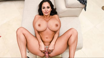 Ava Addams in 'and Charles Dera in Housewife 1 on 1'