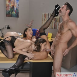 Ashley Adams in 'Naughty America' and August Ames and Charles Dera in Naughty Office (Thumbnail 11)