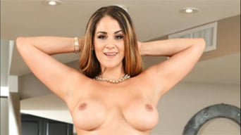 Miss Raquel in 'and Kyle Mason in Neighbor Affair'