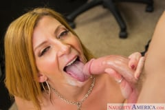 Sara Jay and Rion King in Naughty Office (Thumb 01)