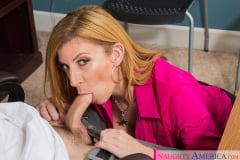 Sara Jay and Rion King in Naughty Office (Thumb 11)