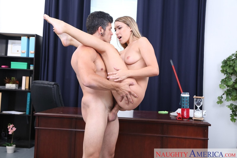 Naughty America 'Kimber Lee and Bambino in Naughty Office' starring Kimber Lee (photo 2)