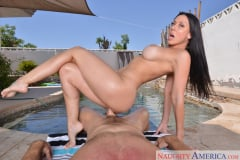 Rachel Starr and Johnny Castle in Ass Masterpiece (Thumb 06)