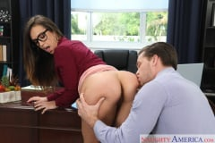 Kelsi Monroe and Kyle Mason in Naughty Office (Thumb 10)