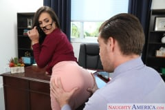 Kelsi Monroe and Kyle Mason in Naughty Office (Thumb 11)