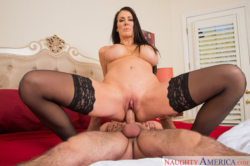 Naughty America 'Reagan Foxx and Lucas Frost in My Friend's Hot Mom' starring Reagan Foxx (photo 5)