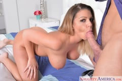 Brooklyn Chase and Johnny Castle in My Girlfriend's Busty Friend (Thumb 12)