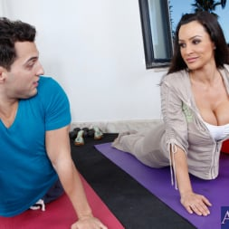 Lisa Ann in 'Naughty America' and Mikey Butders in Naughty Athletics (Thumbnail 1)