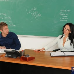 Sienna West in 'Naughty America' and Danny Wylde in My First Sex Teacher (Thumbnail 1)