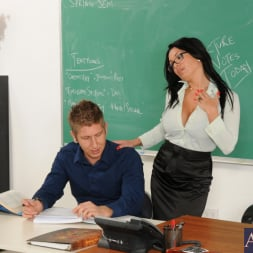 Sienna West in 'Naughty America' and Danny Wylde in My First Sex Teacher (Thumbnail 2)