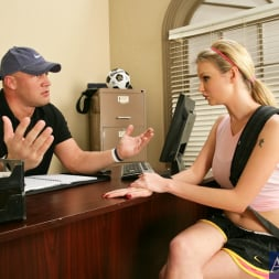 Tarra White in 'Naughty America' and Christian in Naughty Athletics (Thumbnail 1)