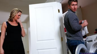 Becca Blossoms in 'and Danny Wylde in My Friends Hot Mom'