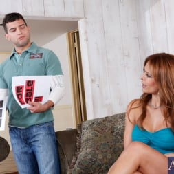 Monique Fuentes in 'Naughty America' and Mikey Butders in Seduced by a cougar (Thumbnail 1)