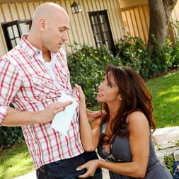 Ariella Ferrera in 'Naughty America' and Johnny Sins in My Wife's Hot Friend (Thumbnail 2)