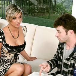 Klarisa Leone in 'Naughty America' and James Deen in My First Sex Teacher (Thumbnail 1)