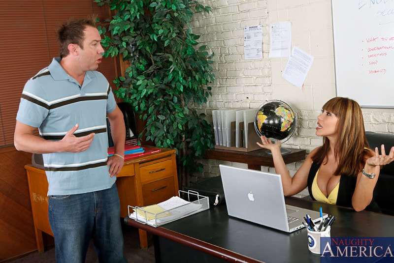 Naughty America 'and Will Powers in My First Sex Teacher' starring Ava Devine (Photo 1)