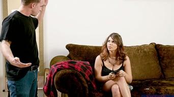 Izy-Bella Blu in 'and Scott Stone in My Sisters Hot Friend'