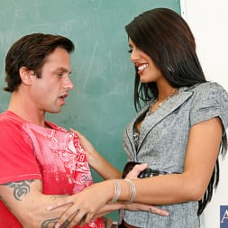 Lyla Storm in 'Naughty America' and Alan Stafford in My First Sex Teacher (Thumbnail 2)