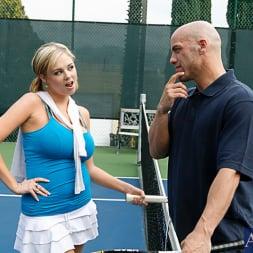 Katie Kox in 'Naughty America' and Derrick Pierce in Naughty Athletics (Thumbnail 1)