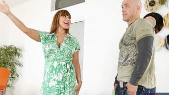 Ava Devine in 'and Derrick Pierce in My Wife's Hot Friend'