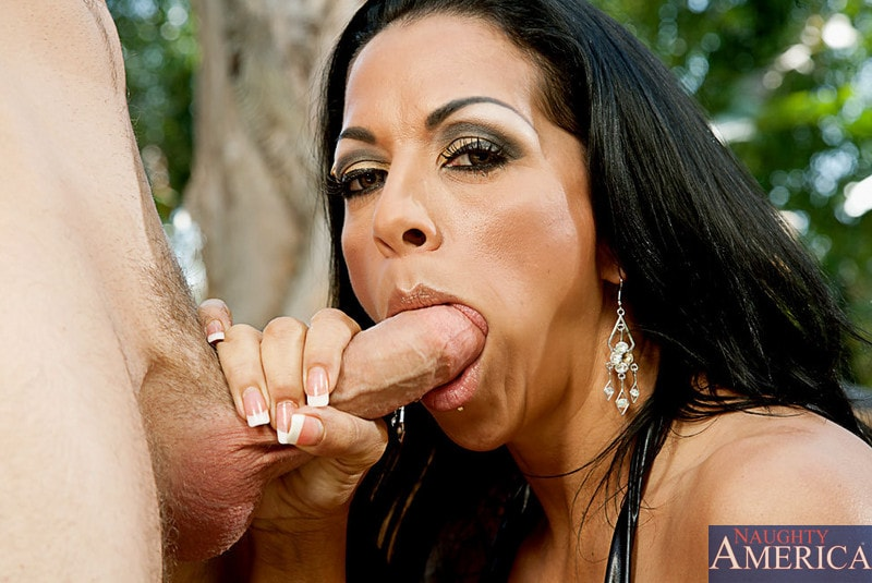 Naughty America 'and Levi Cash in Latin Adultery' starring Mercedes Ashley (Photo 4)
