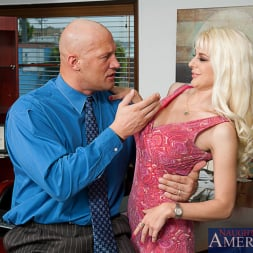 Sandy Simmers in 'Naughty America' and Christian in My Wife's Hot Friend (Thumbnail 2)