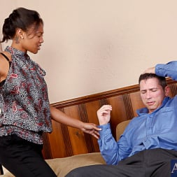 Evanni Solei in 'Naughty America' and John Strong in Naughty Office (Thumbnail 1)