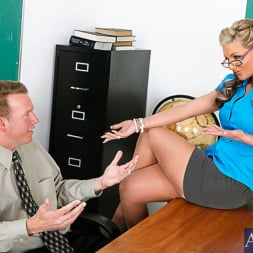 Phoenix Marie in 'Naughty America' and Mark Wood in My First Sex Teacher (Thumbnail 1)