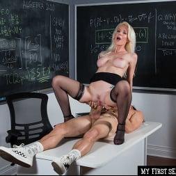 Anita Blue in 'Naughty America' My First Sex Teacher (Thumbnail 8)