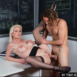 Anita Blue in 'Naughty America' My First Sex Teacher (Thumbnail 16)