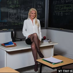 Anita Blue in 'Naughty America' My First Sex Teacher (Thumbnail 56)