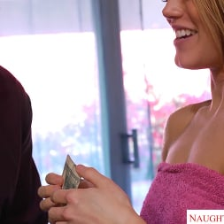 Ash Hollywood in 'Naughty America' fucks to pay for college (Thumbnail 60)