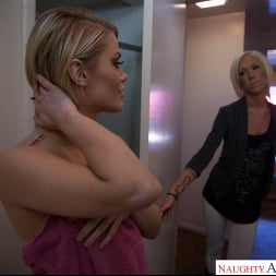 Ash Hollywood in 'Naughty America' fucks to pay for college (Thumbnail 100)