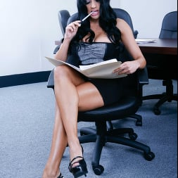 Audrey Bitoni in 'Naughty America' Naughty Office (Thumbnail 1)
