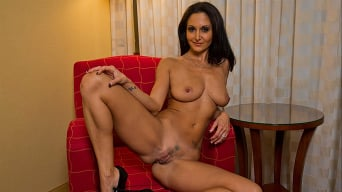 Ava Addams In 'needs money and cock'