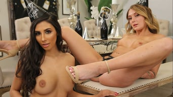 Charlotte Sins in '2 Chicks Same Time'